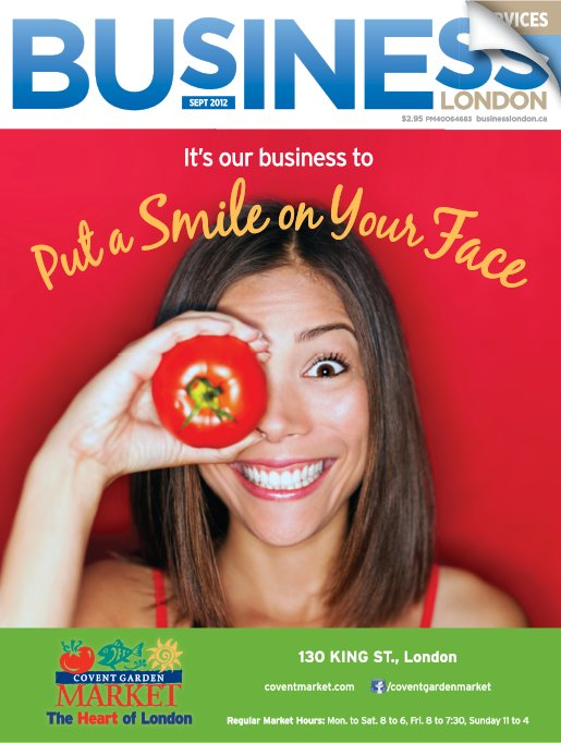 Press – Business London Magazine
